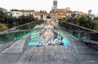 001 1917 Crolla il Ponte del Dianvolo © Foto Petrussi