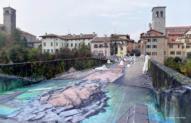 111 Crolla il Ponte del Diavolo © Foto Petrussi