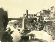 sez_I_Cividale_Ponte del Diavolo_inizi Novecento_ (Archivio SOMSI)